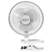 Comfort Zone(R) CZ6C 6 Clip-On Fan - $33.24