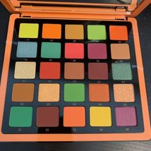 NEW IN BOX ABH NORVINA COLLECTION VOLUME 2 Pro Pigment Palette  AUTUMN COLORS image 6