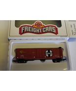 Bachmann N Scale Santa Fe Box Train Car  -New In Box- - $8.99