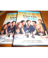 Friends With Kids DVD Excellent w/ slip cover included 2011 - $6.44