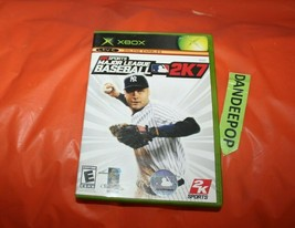 World Series Baseball 2K3 (Microsoft Xbox, 2003) image 1