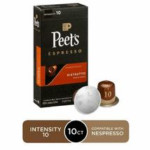 Peet's Coffee Espresso Capsules Variety Pack 40 Count Single Cup Coffee Pods NEW image 6