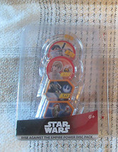 m277 Disney Infinity 3.0 Star Wars Rise Against Empire Power Disc Pack New - $4.95