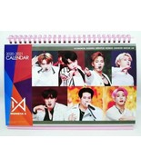 MONSTA X 2020-2021 Photo Desk Calendar - $14.00