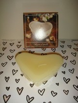 Longaberger Heart Candle Refill for Heart Ramekin NIB - $11.49