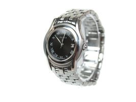 Auth GUCCI 5500L Date Black Dial Ladies Quartz Watch GW1794L - $356.94 CAD