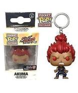 Street Fighter Funko POP! Vinyl Keychain Gamestop Exclusive - Akuma - $13.99