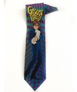 Ralph Marlin Austin Powers Groovy Baby Vintage Novelty Tie Necktie Polye... - $19.79