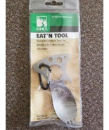 CRKT ~ Eat'n Tool ~ Stainless Steel ~  Spoon ~ Fork ~ Bottle Opener ~ Me... - $15.84