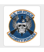 USAF MP Security Forces Patch Sticker NEW!!! - $9.89