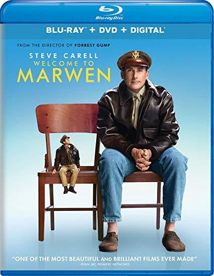 Welcome to Marwen (Blu-ray + DVD + Digital, 2019)