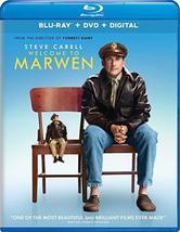 Welcome to Marwen (Blu-ray + DVD + Digital, 2019)