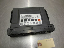 GRQ641 Body Control Module BCM 2011 GMC Terrain 3.0 13580198 - $70.00