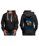 The Mighty Thor Classic Hoodie Women Black - $31.99