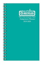 House of Doolittle 2019-2020 Weekly Academic Planner Assignment Book, Te... - $6.70