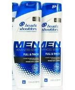 (2) Head & Shoulders Men Advanced Series Full & Thick Dandruff Shampoo 1... - $29.69