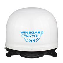 Winegard Carryout G3 Automatic Portable Satellite TV Antenna - White - $704.89
