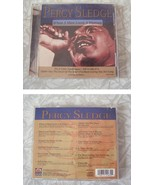 Percy Sledge When A Man Loves A Woman mkt-2-4363 Madacy Entertainment CD - $28.99