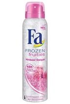 Fa Frozen Fruities: Raspberry Daiquiri deodorant spray 150ml- FREE SHIPPING - $9.41