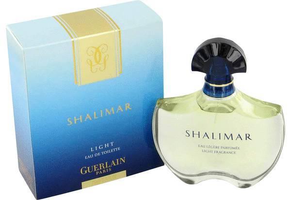 Aaguerlain shalimar light perfume