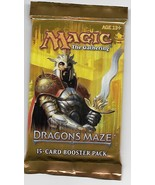 Magic The Gathering Dragon's Maze Sealed Booster Pack English! - $3.22