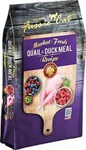 Fussie Cat Market Fresh Quail & Duck Meal Formula 2lb - $19.93