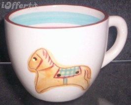 STANGL KIDDIEWARE-- GINGER BOY CUP - $129.95