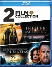 Jupiter Ascending/Cloud Atlas 2-Film Collection (Blu-Ray/Dbfe/2 Disc)