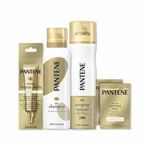 Pantene Festival Hair Kit: Dry Shampoo, Hair Spray, Hair Mask, Rescue Sh... - $21.79