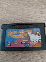 Nintendo Game Boy Advance GBA Hello Kitty: Happy Party Pals image 2