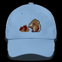 CHIPMUNK HAT / WILDLIFE HAT / ANIMALS HAT / COTTON CAP image 4