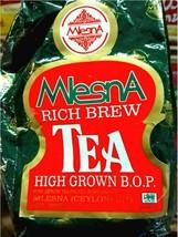 Mlesna Rich Brew high grown BOP ceylon Black tea 200g 500g Free Shipping - $1.58+