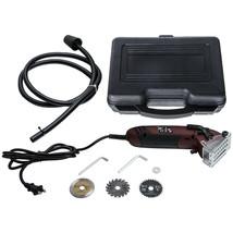 Mini Laser Circular Saw 400W Electric Hand Held Grinder Cutting Tool Set... - $64.34