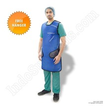 X Ray Protective Lead Apron, Radiation Shield, 0.5 mm Lead Equivalency, ... - $129.99