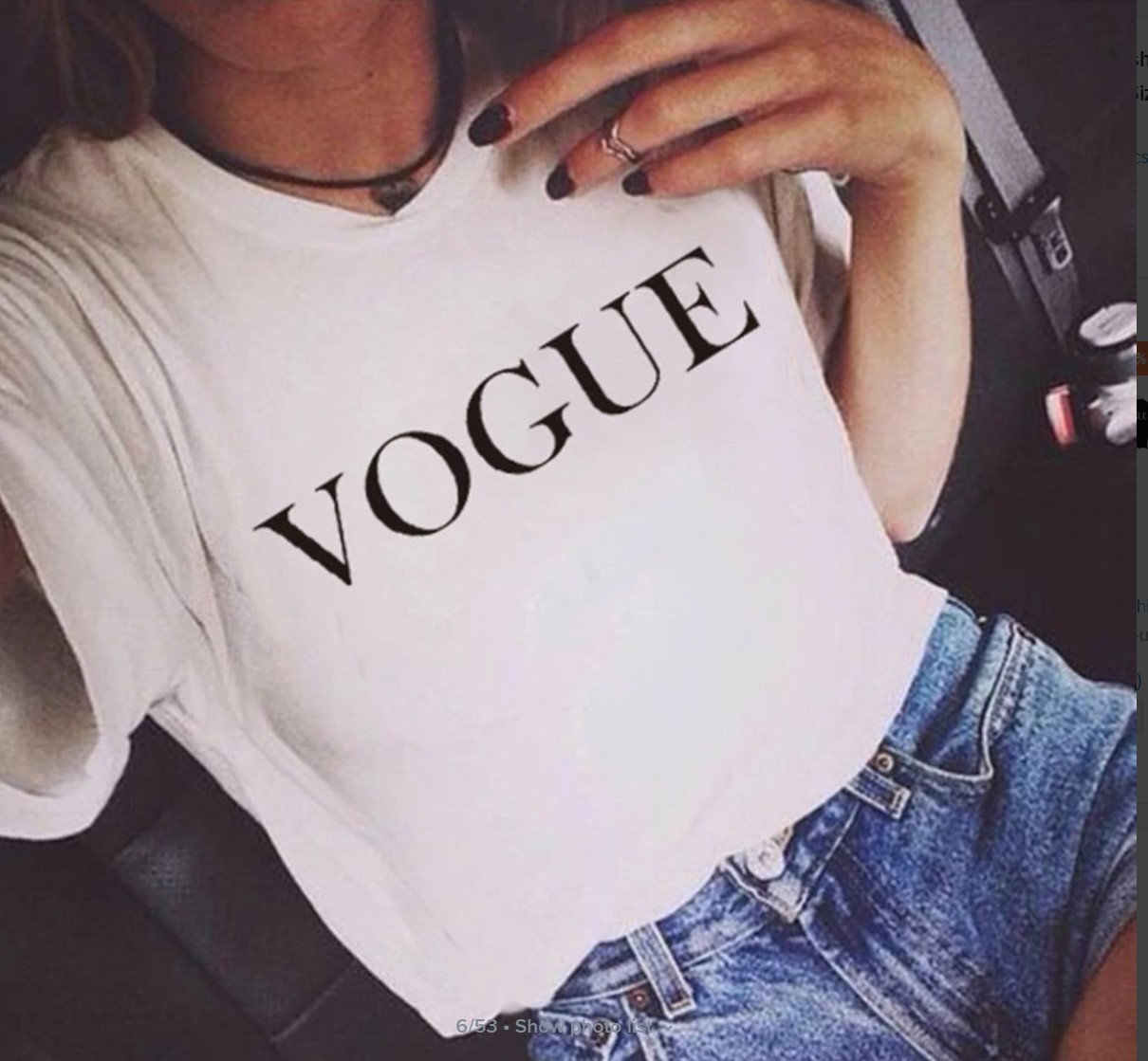 Primary image for BRAND NEW 2020 New Women T-Shirts Summer Fashion