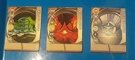 BAKUGAN Battle Brawlers Metal Cards- Gate of Wind or Gate of Fire  - $7.85