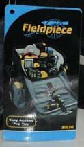 Fieldpiece BG36 Inspection Tool Bag Easy Access Pop Top image 8