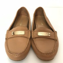 Coach Fredrica Pebbled Leather Loafer Size 6.5 B - $79.20