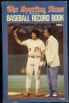 The Sporting News Official Baseball Record Book (1982, Paperback Book) - $3.95