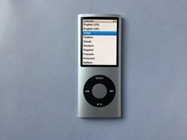 Apple Ipods Nano 4th Generation 16gb Silver New - $189.00