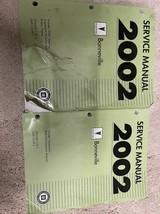 2002 pontiac bonneville service repair workshop manual oem set worn - $89.04