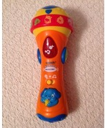 VTech Sing And Learn Musical Mic - 3 Styles of Music, 12 Animals & Their... - $8.91