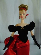 Barbie Winter Splendor 1998 Special Edition from Avon 19357 Caucasian Bl... - $15.99