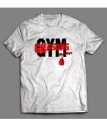 GLEASON'S BOXING GYM BROOKLYN OLD SKOOL DESIGN Men Shirt *FULL FRONT* - $19.79+