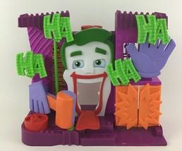 Imaginext Fisher Price Joker Fun House Playset Batman Toy Figures Hammer... - $35.59