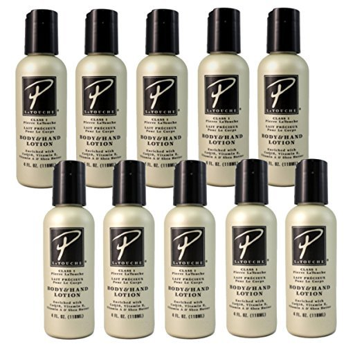 Primary image for Pierre La Touche Body & Hand Lotion 4 oz. (Pack of 10)
