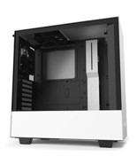 NZXT H510 - Compact ATX Mid-Tower PC Gaming Case - Front I/O USB Type-C ... - $67.36