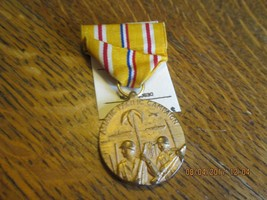 WW2 US ARMY MILITARY Asiatic Pacific Campaign Medal Award - $11.88