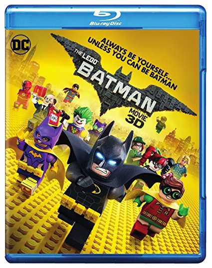 Lego Batman Movie [3D + Blu-ray]