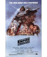"Star Wars ""The Empire Strikes Back"" Stand-Up Movie Display - Space Sci-Fi - $15.99"